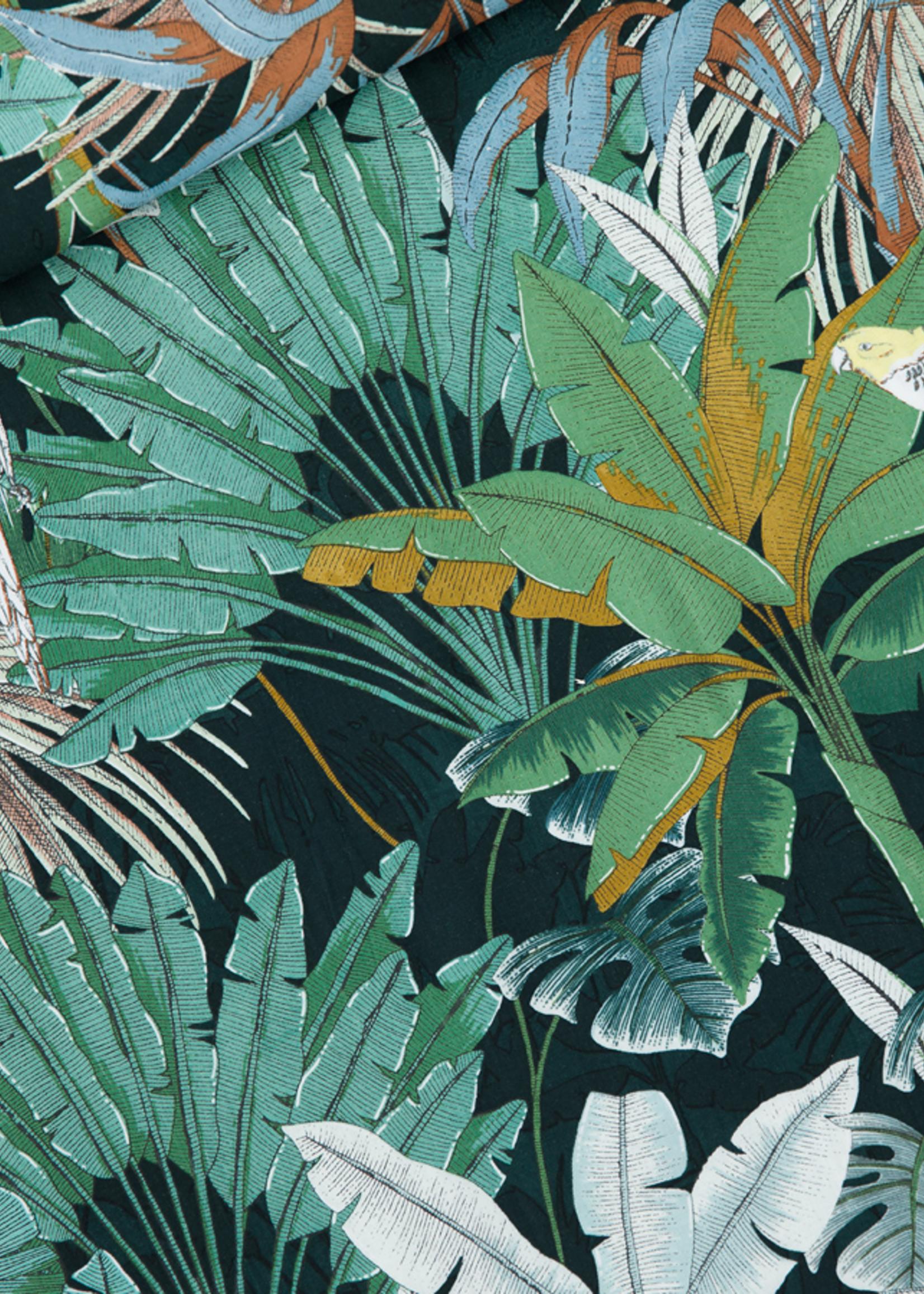See You At Six Jungle - M - Viscose Rayon - Green Gables - R