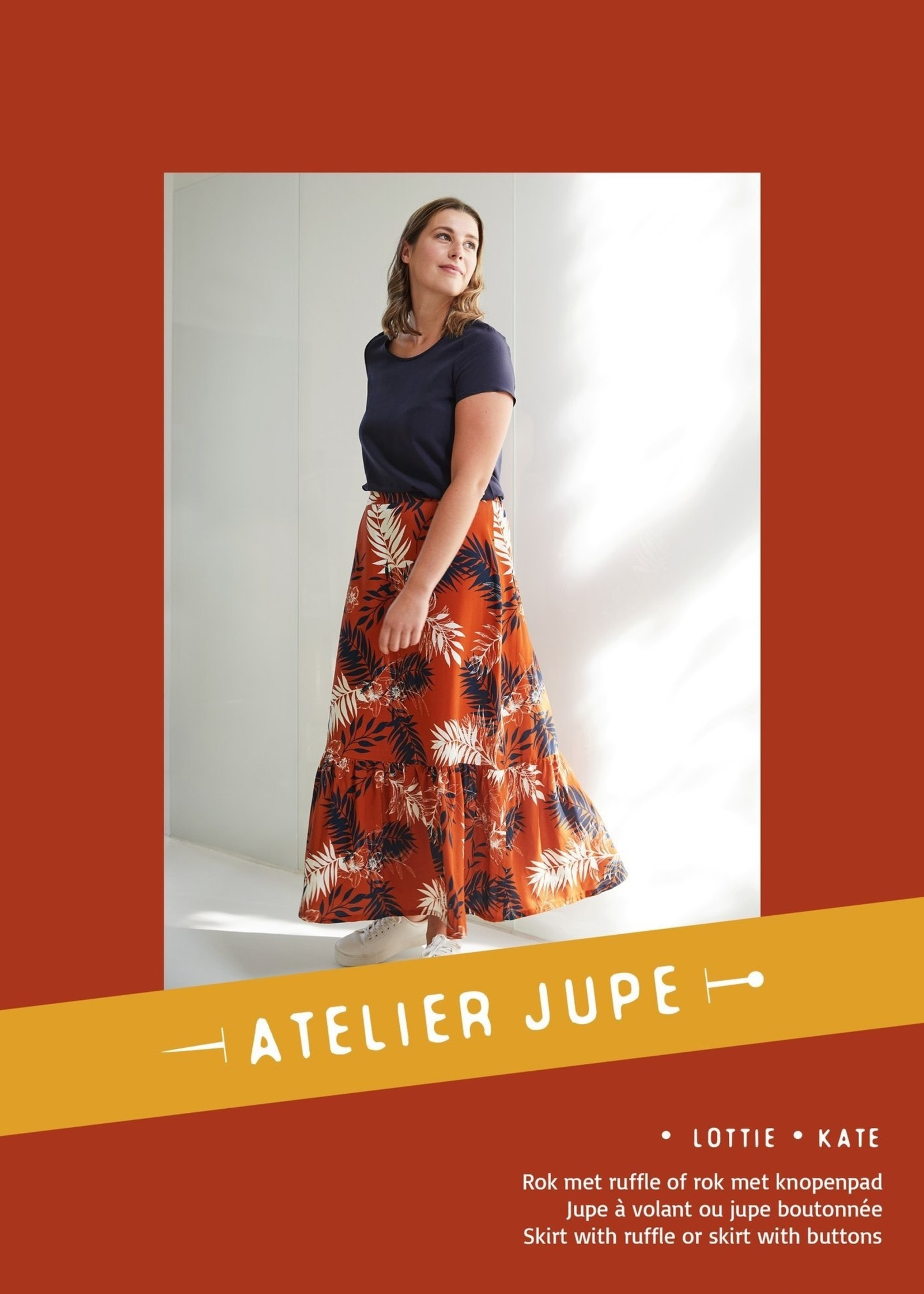 Atelier Jupe LOTTIE - KATE