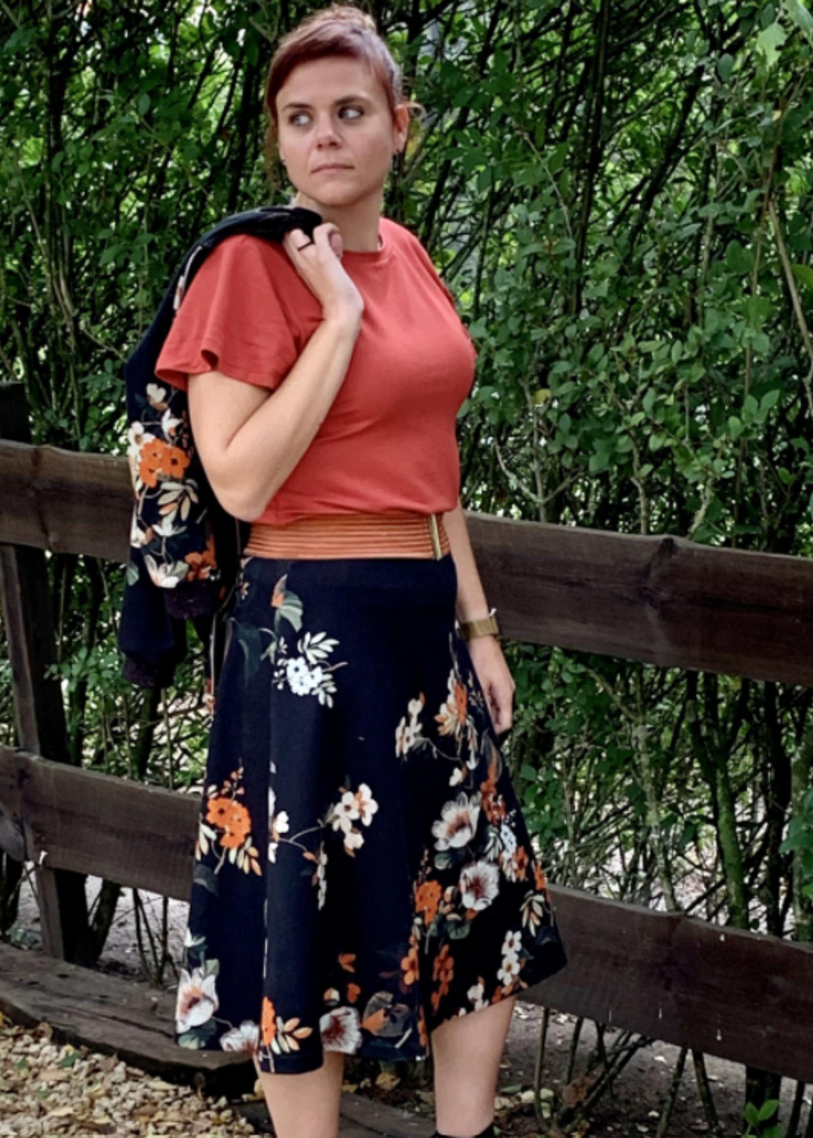 Bel'Etoile Cora shirt en rok voor dames en tieners – naaipatroon