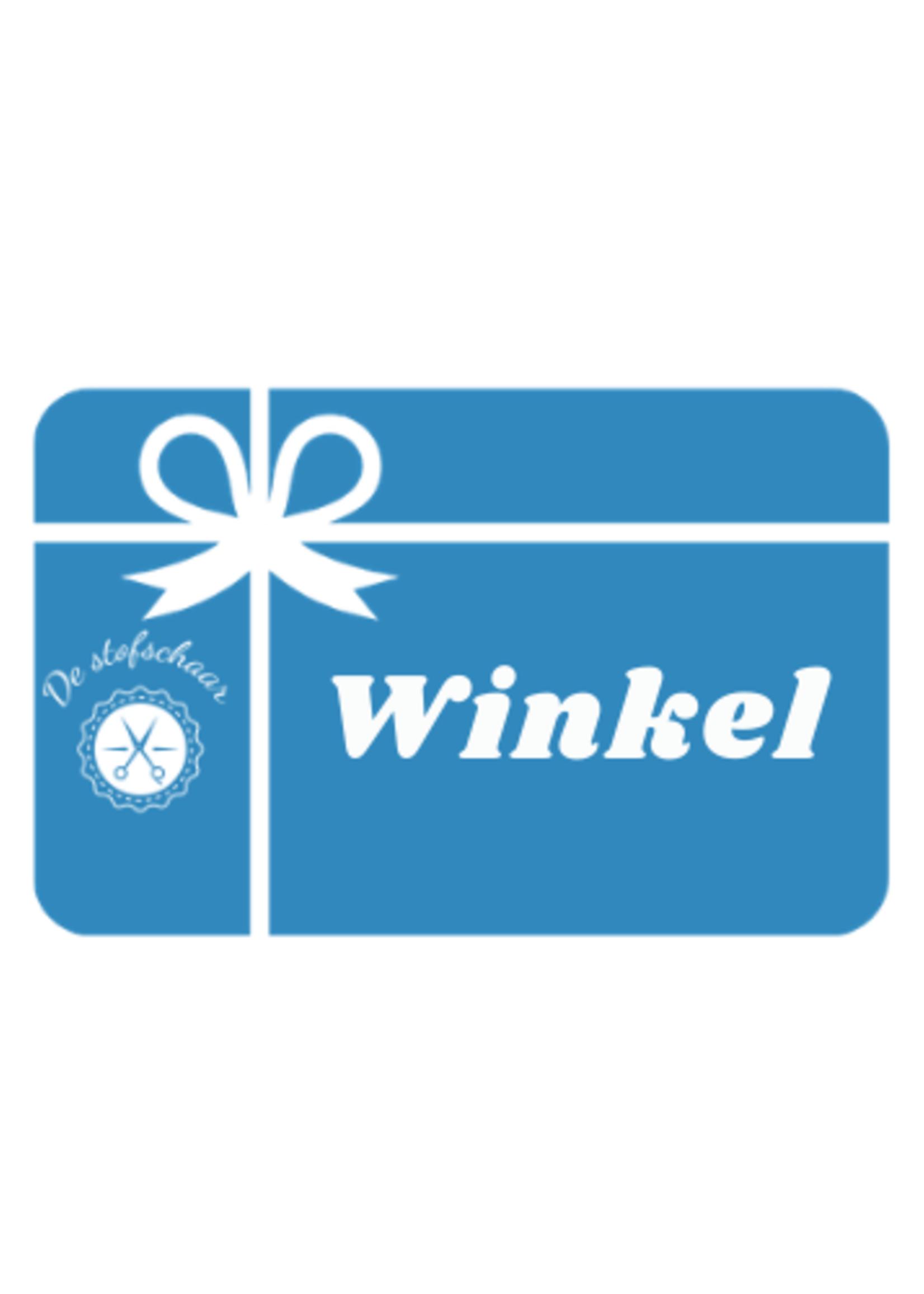 Cadeaubon Winkel