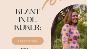 Happy Customer - Elke Vanvoorden