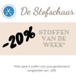 Stof v/d week