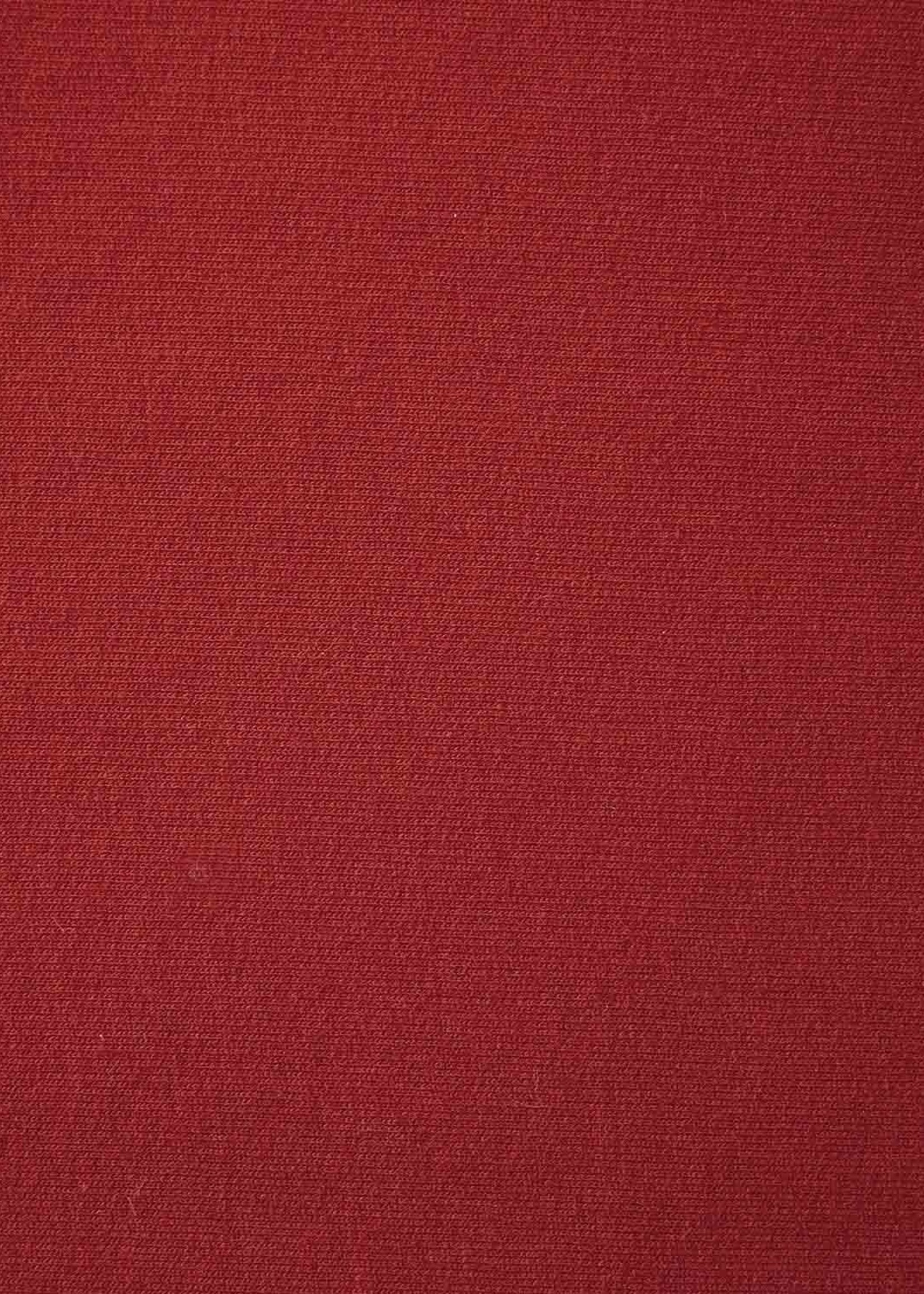 Katia Fabrics SOFT FRENCH TERRY SOLID CAYENNE