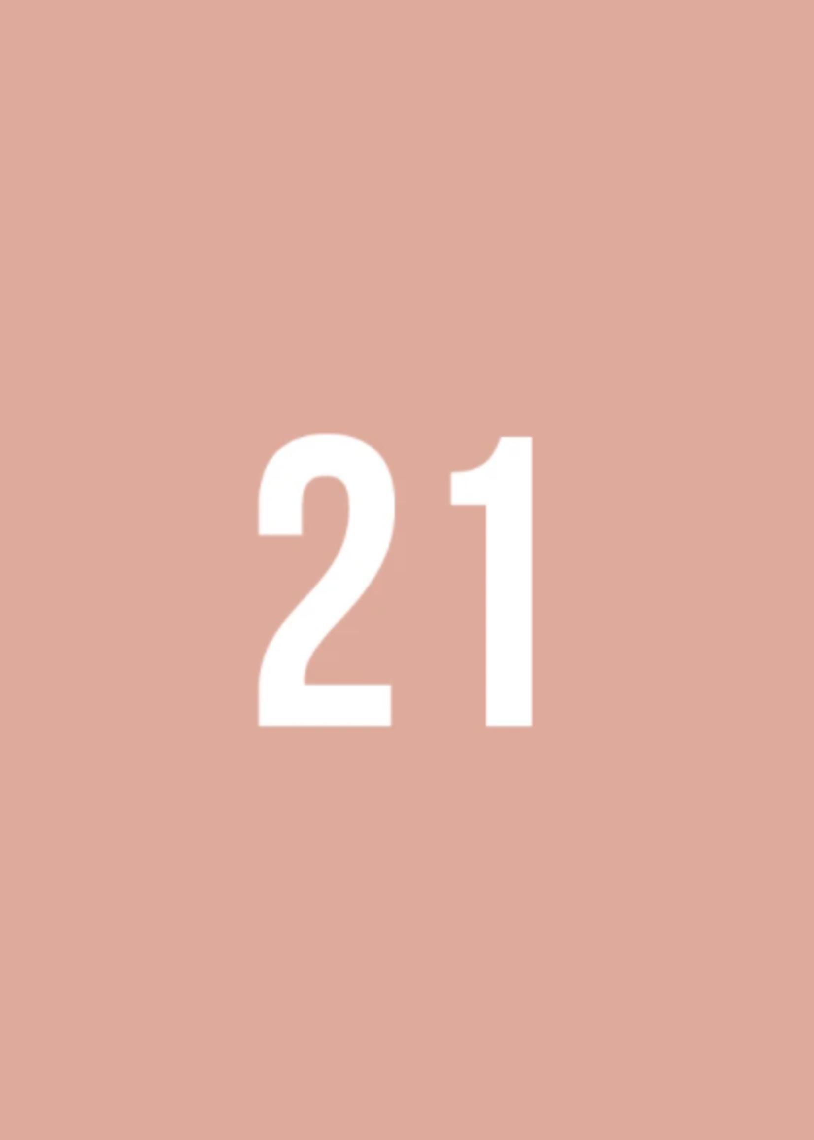 About Blue Coupon100cm UNI 21 Dusty Pink