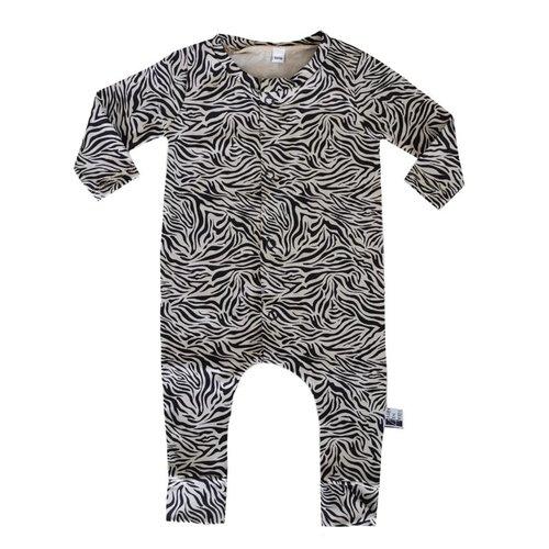 4 baby en kids Boxpakje zebra zand