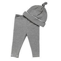 Newborn setje thin stripe