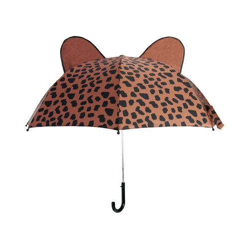 Van Pauline Paraplu Caramel spots