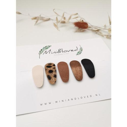 Mini & Loved Haarknipjes Mae - Setje Nela
