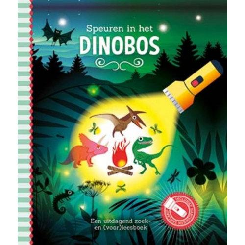 Lantaarn Zaklampboek - Speuren in het dinobos