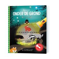 Zaklampboek - Speuren onder de grond