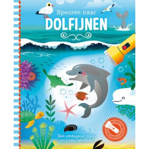 Lantaarn Zaklampboek - Speuren naar dolfijnen