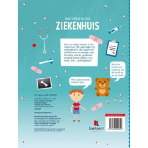 Lantaarn Zaklampboek - Een kijkje in het ziekenhuis
