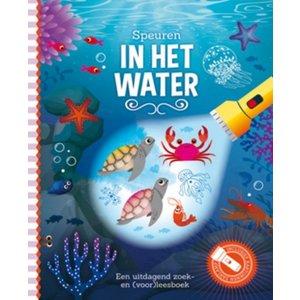 Lantaarn Zaklampboek - Speuren in het water