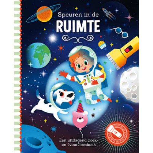 Lantaarn Zaklampboek - Speuren in de ruimte