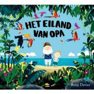 Boeken Het eiland van opa