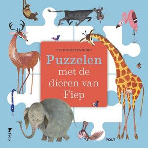 Boeken Puzzelen met de dieren van Fiep