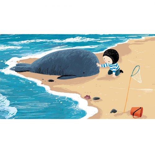 Boeken De kleine Walvis