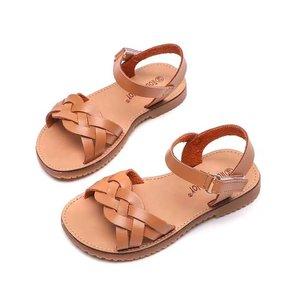 Sandaaltjes camel