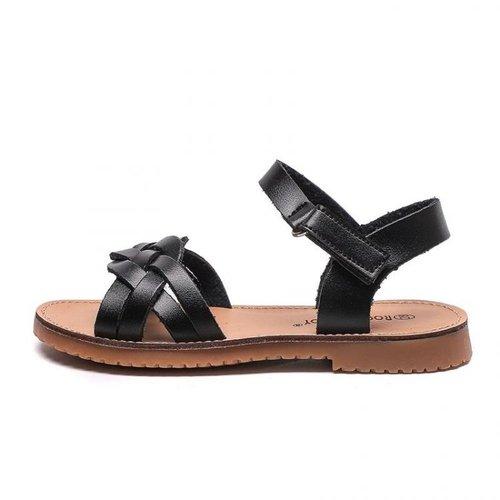 Sandaaltjes black