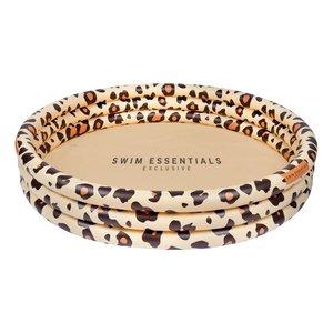Swim Essentials Zwembad leopard (180 liter)