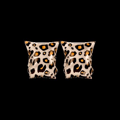 Swim Essentials Zwembandjes leopard 0-2 jaar