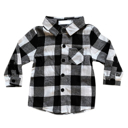 Blocked blouse