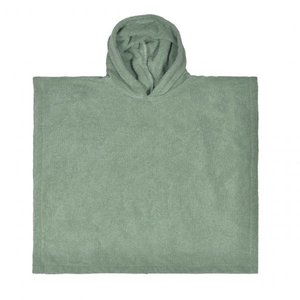Bad poncho stone green