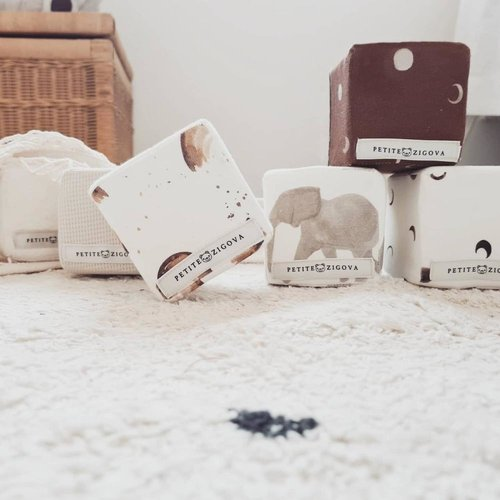Petite Zigova Soft blocks - Avaya