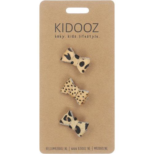 Kidooz Haarknipjes setje van 3 leo dots