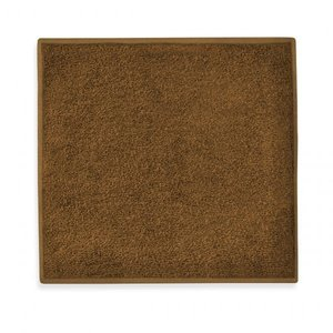 Spuugdoekje brown