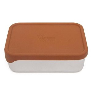 Petit Monkey  Lunchbox RVS Riley baked clay