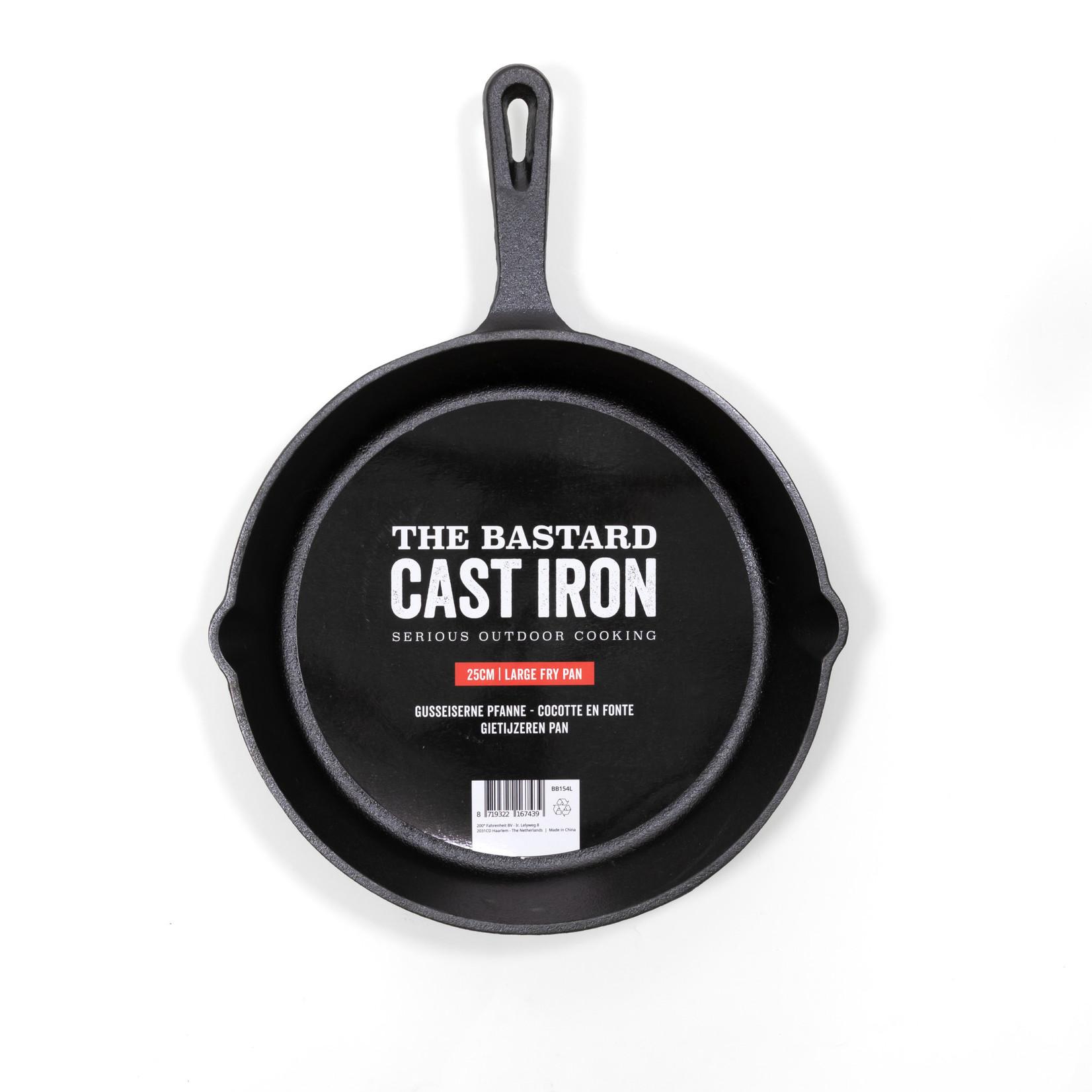 The Bastard The Bastard Frypan Cast Iron