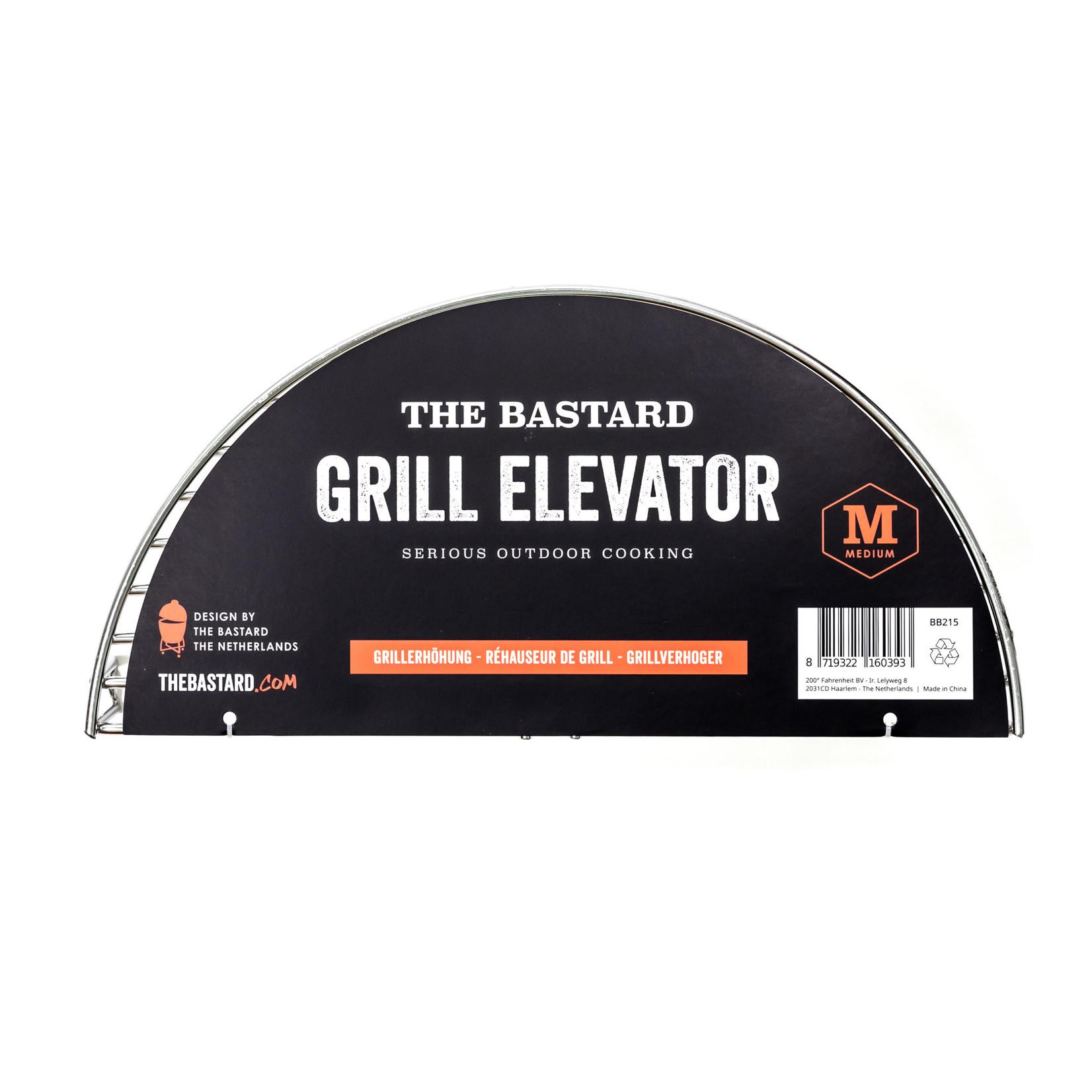 The Bastard The Bastard Grill Elevator