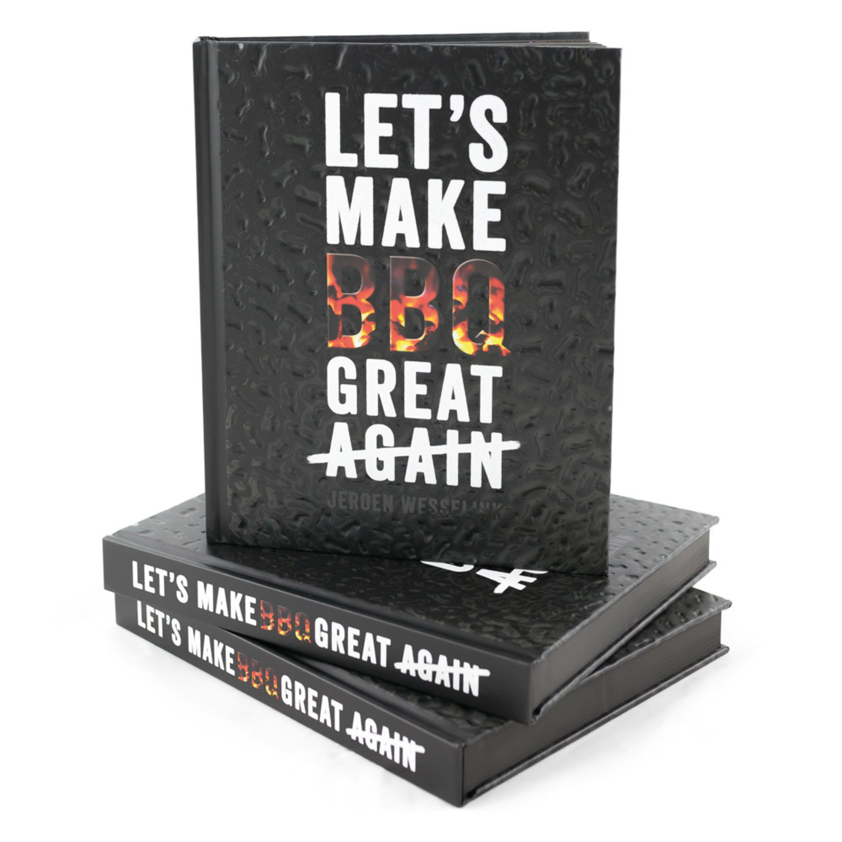 The Bastard Let's Make BBQ Great Again Boek