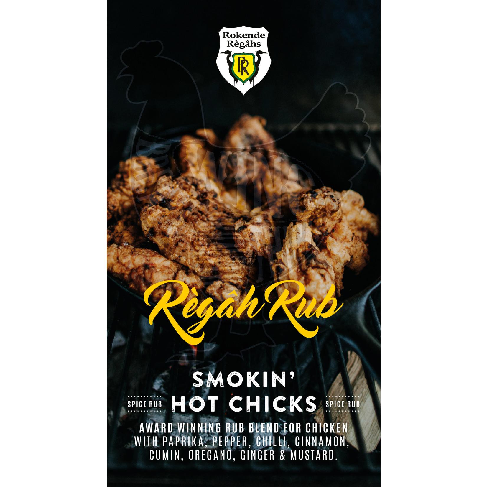 Règâh Rub Règâh Rub Smokin' Hot Chicks