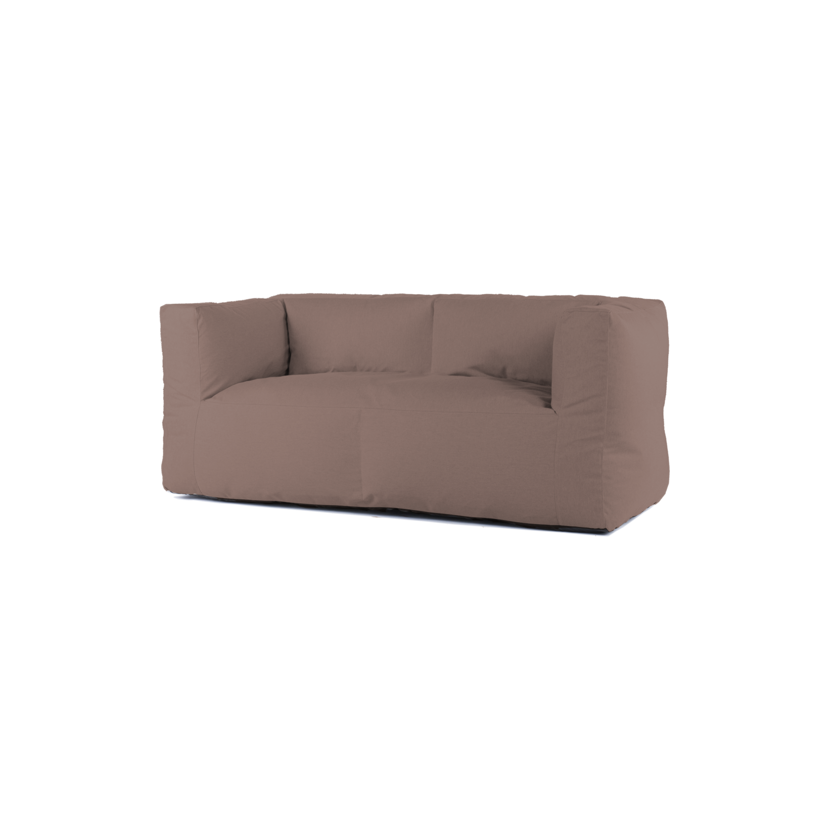 Bryck Bryck Couch   Two seat   SMOOTH COLLECTION
