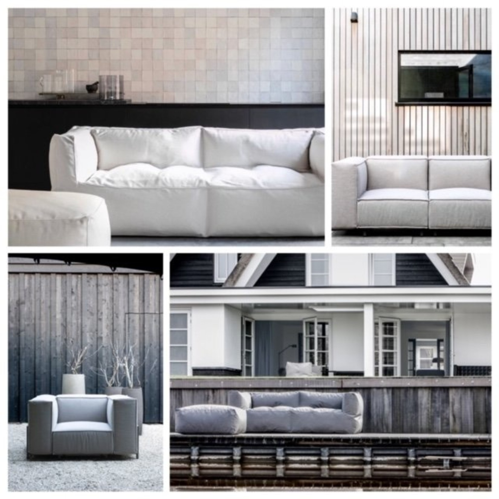 Bryck Bryck Couch | Three seat | ECOLLECTION