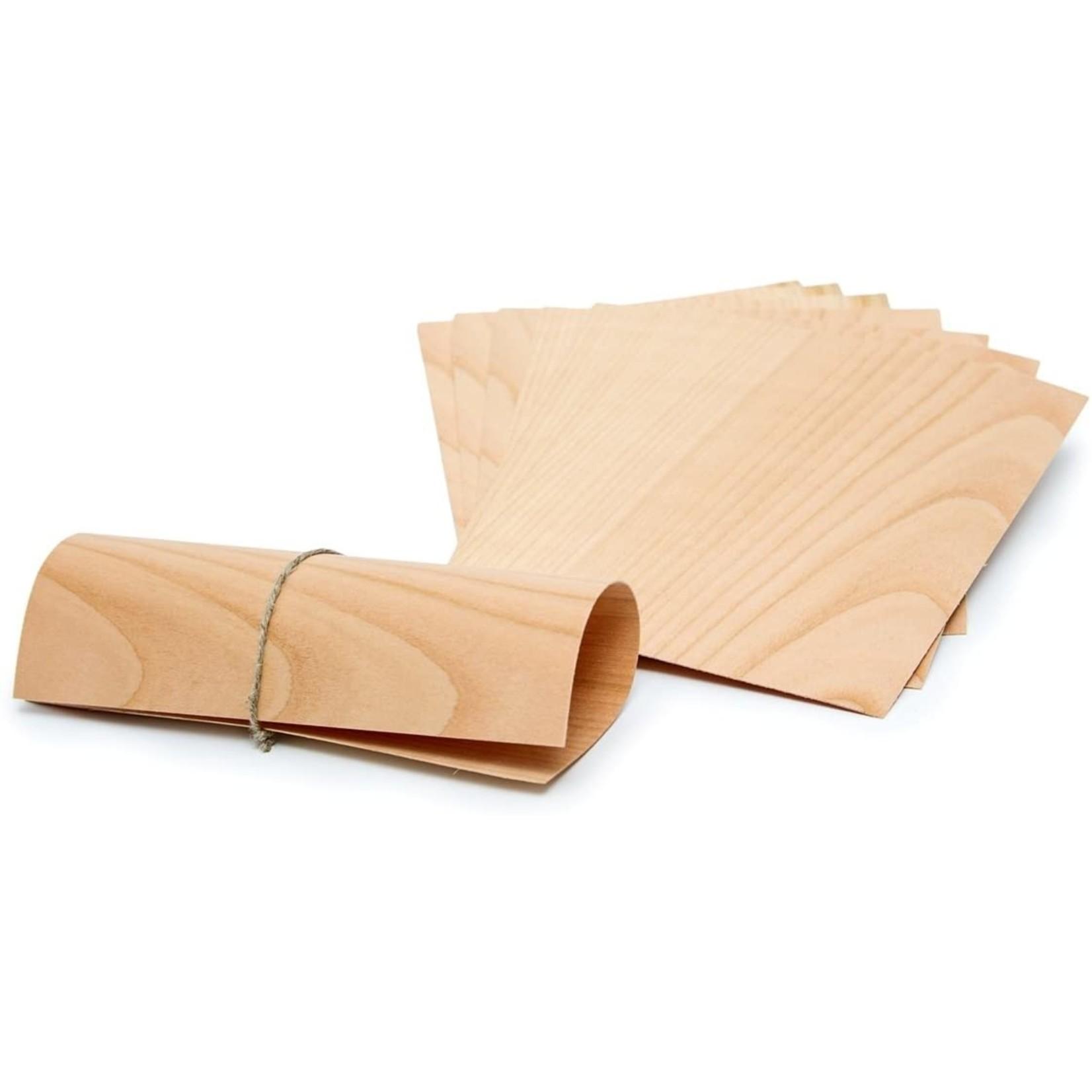 Axtschlag Axtschlag wood bbq papers Western Red Cedar