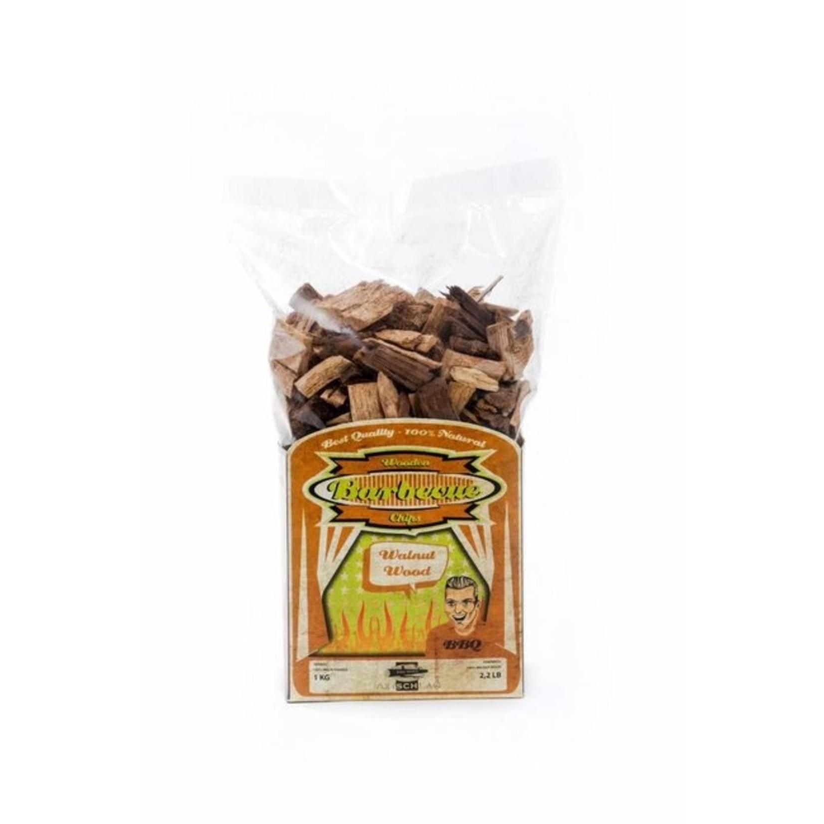 Axtschlag Axtschlag wood bbq chips Walnut wood