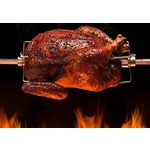 Spit on Fire Spit on Fire Large Kamado rotisserie –  22 inch