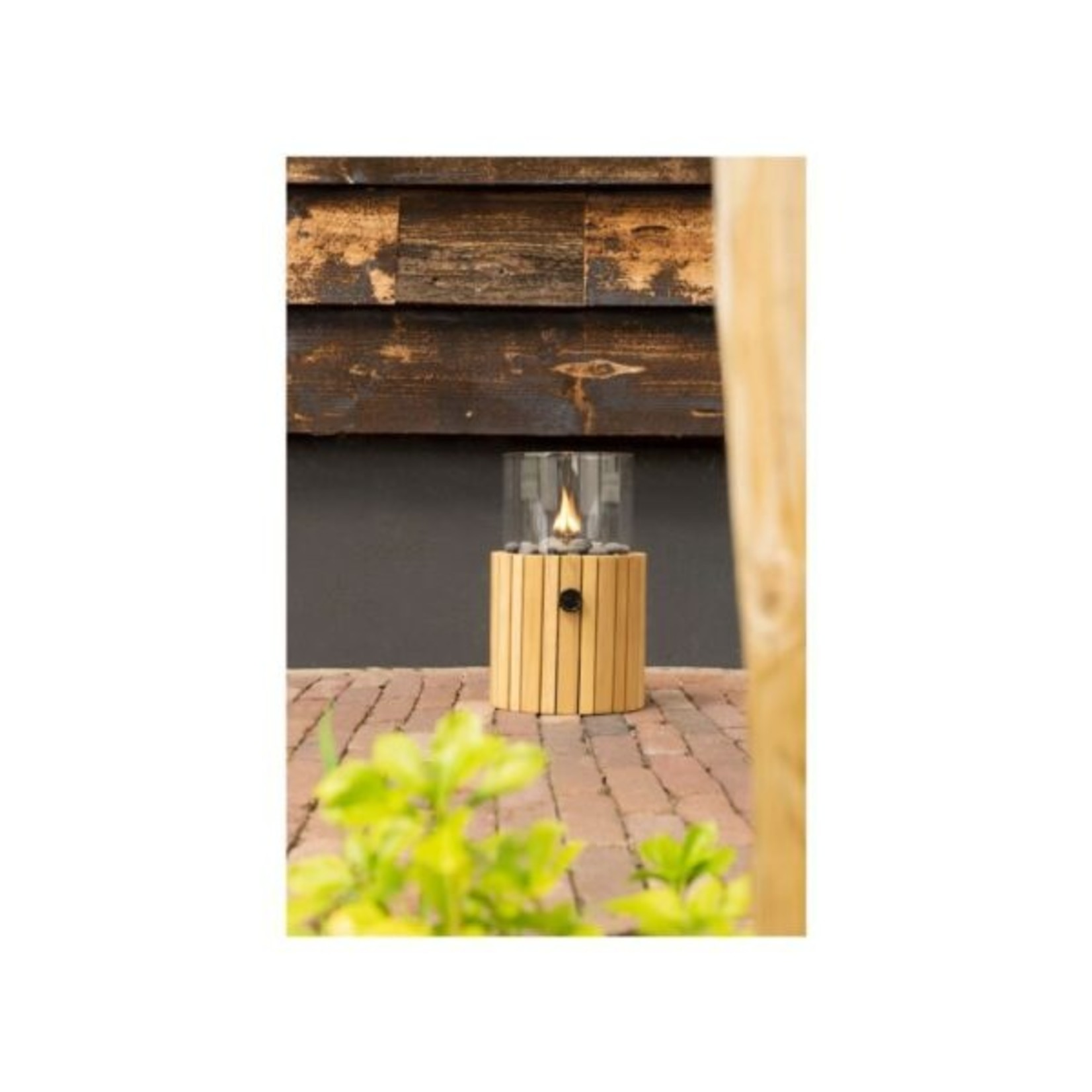 Cosiscoop Timber gaslantaarn