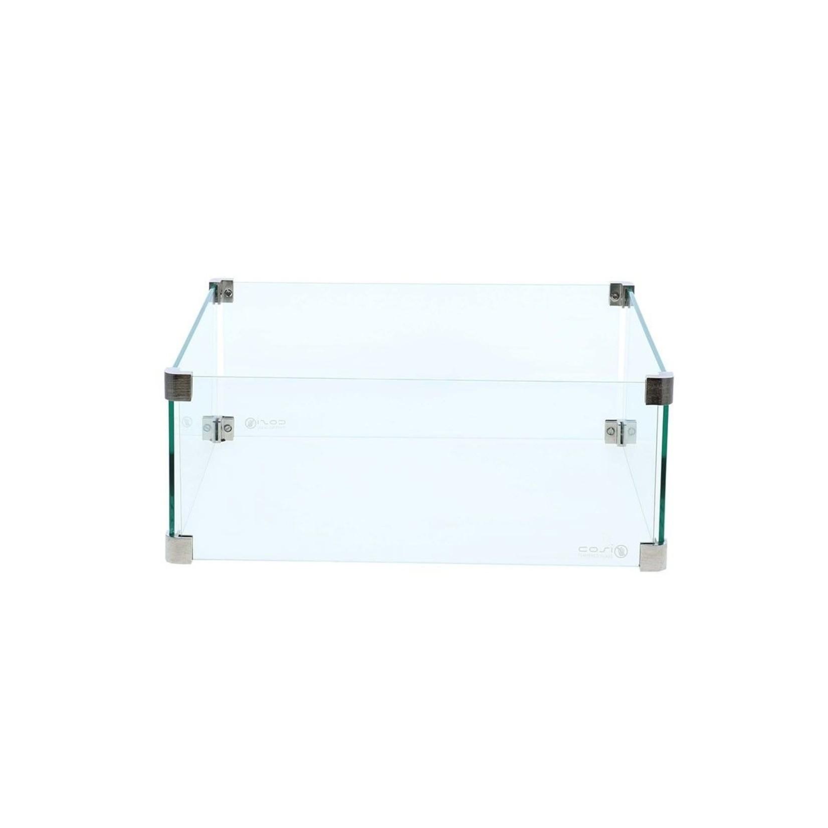 Cosi square L glasset