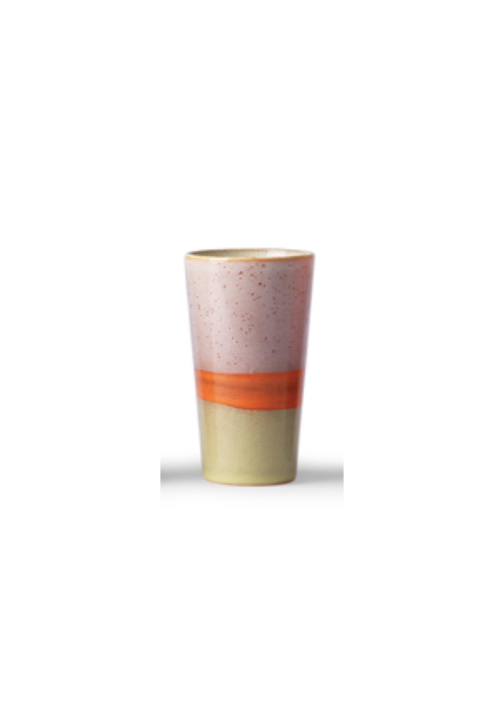 HKliving Latte mok saturnus