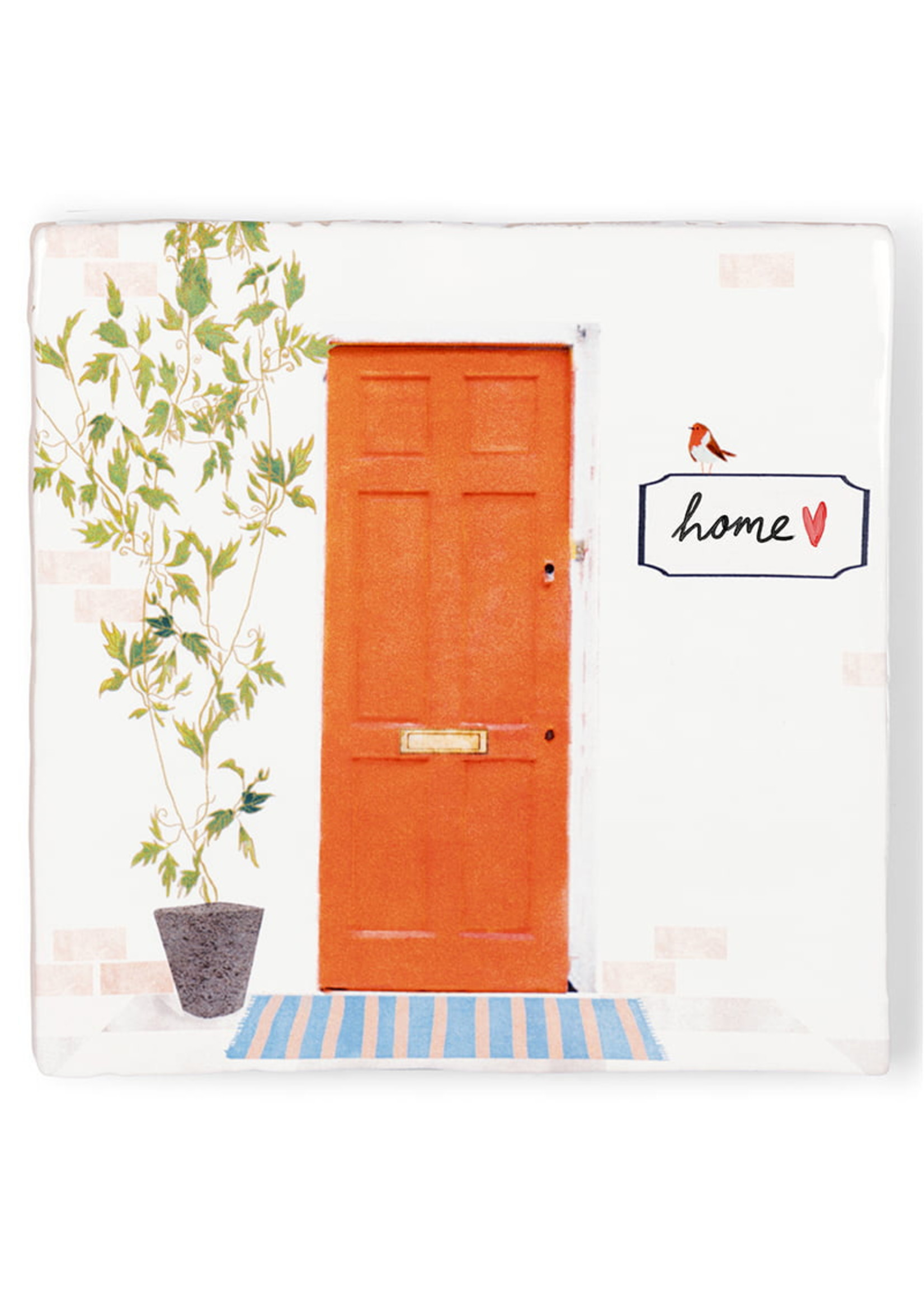 Storytiles Storytiles Knock knock who's there? 13x13cm