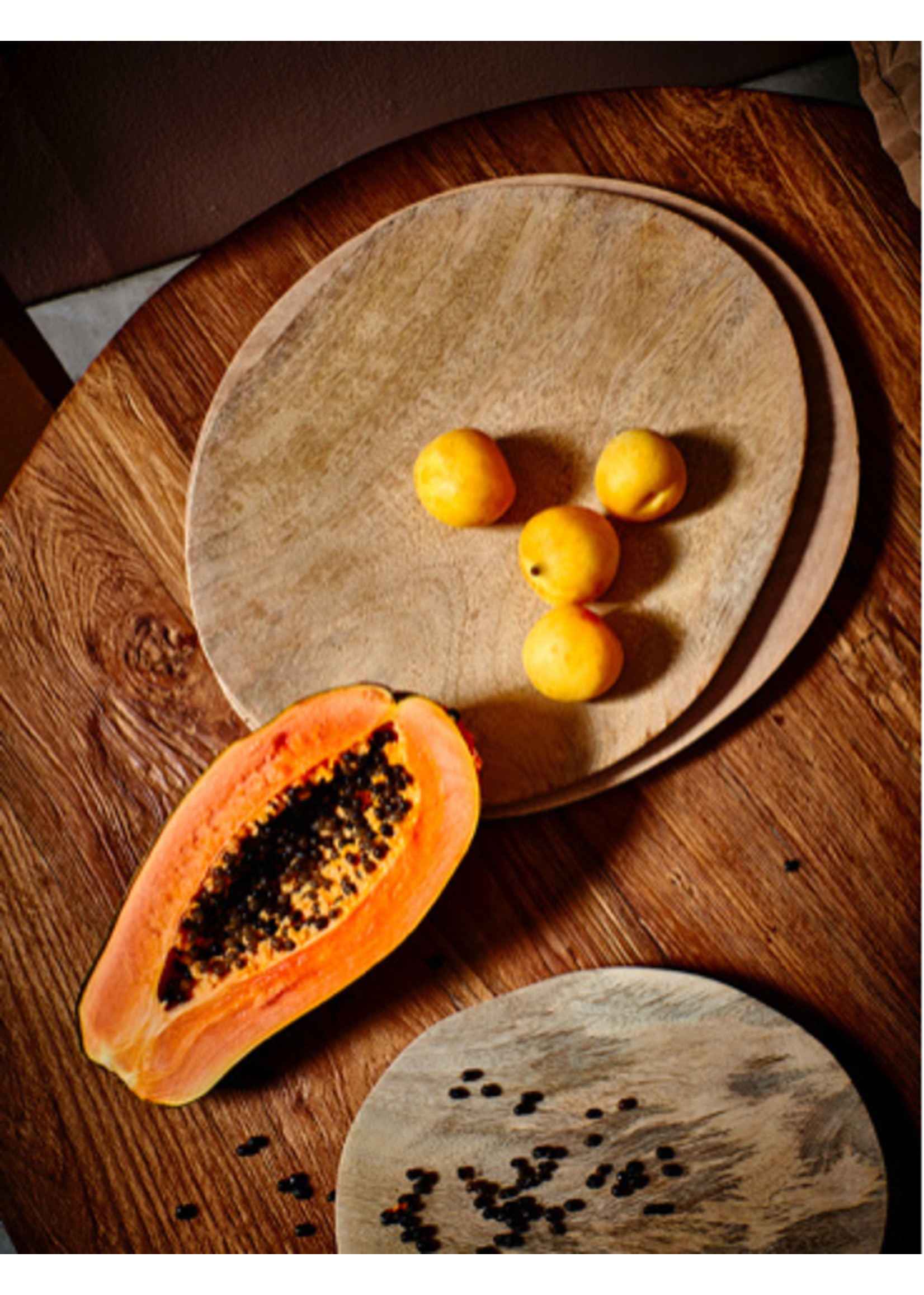 HKliving Bord mango