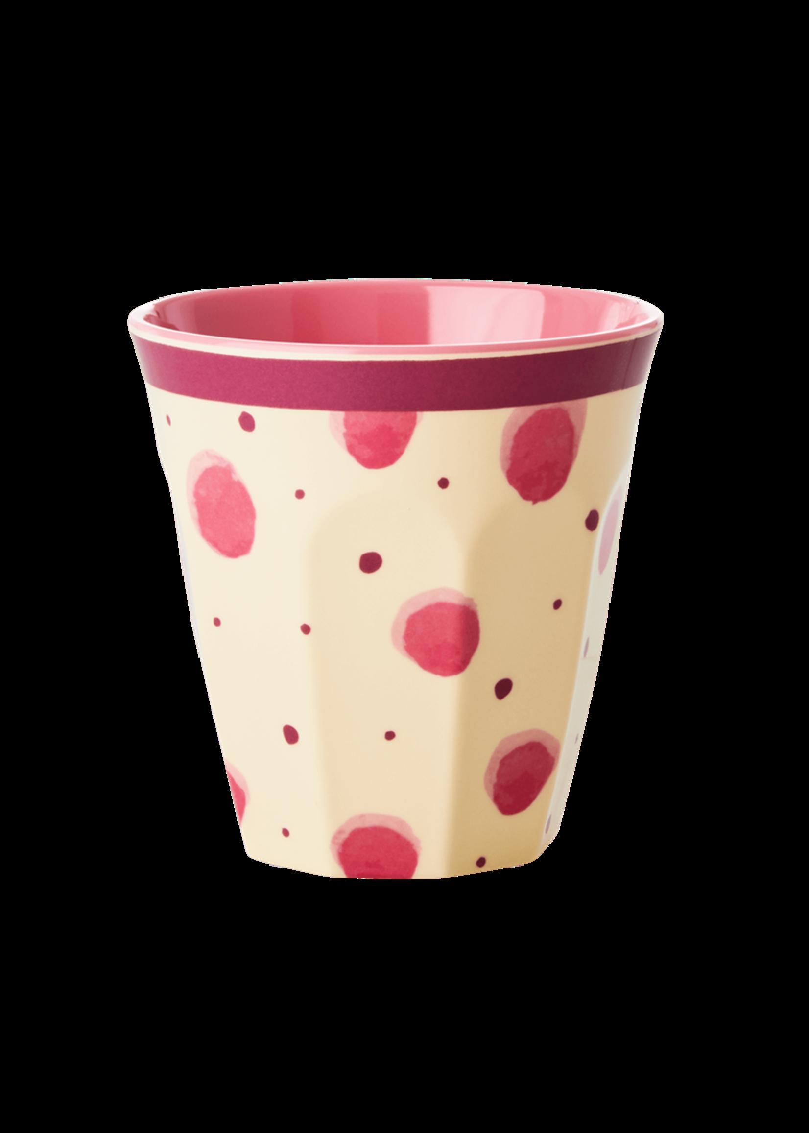 Rice Pink splash