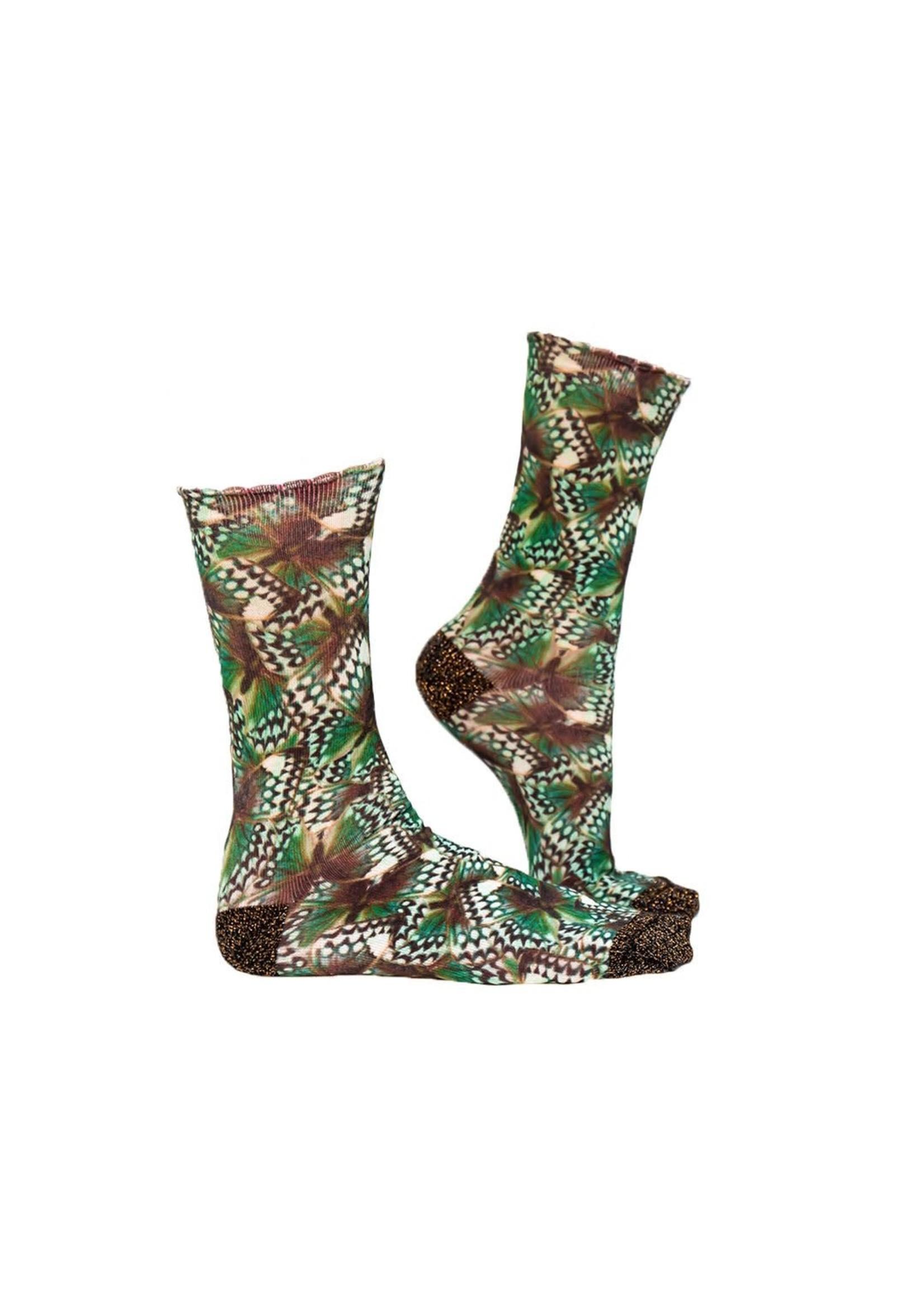 Sock my feet Sokken My Jungle Queen