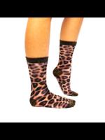 Sock my feet Sokken My Leopard