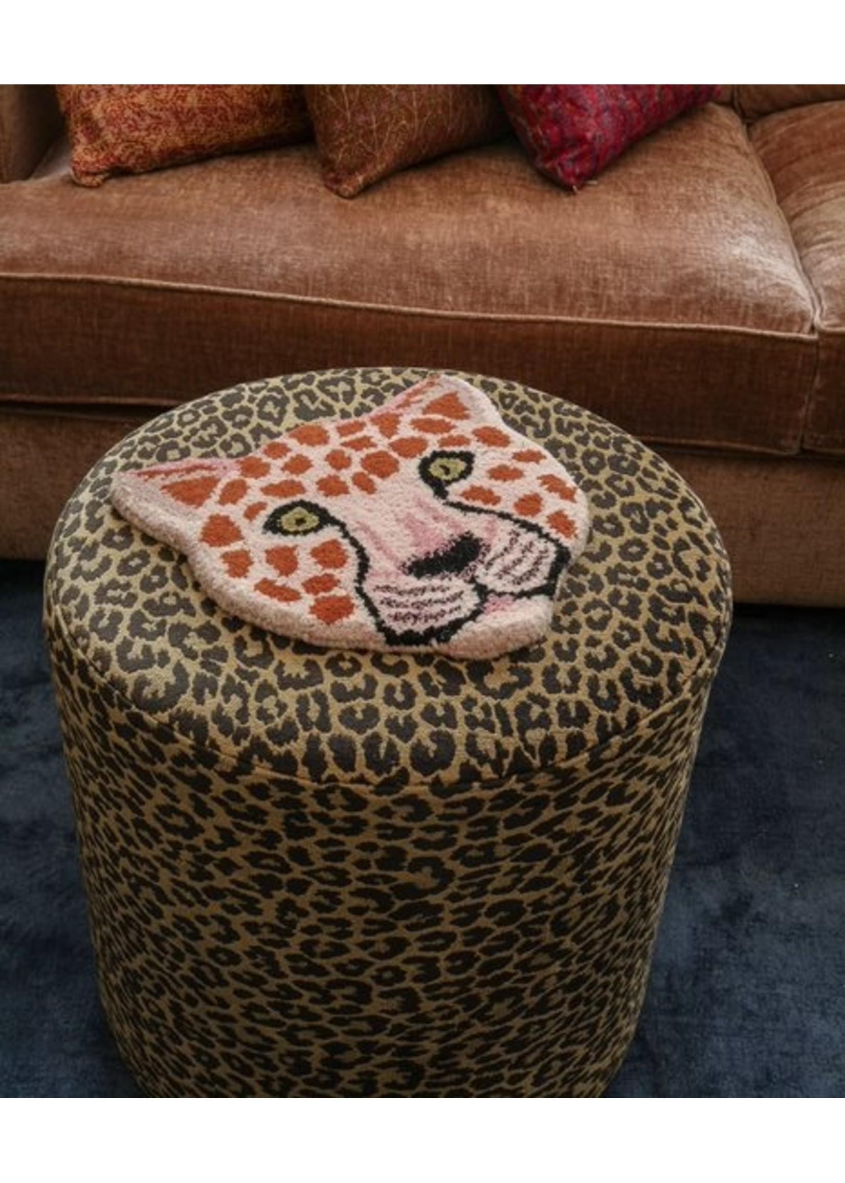 Doing Goods Pinky luipaard dierenkop