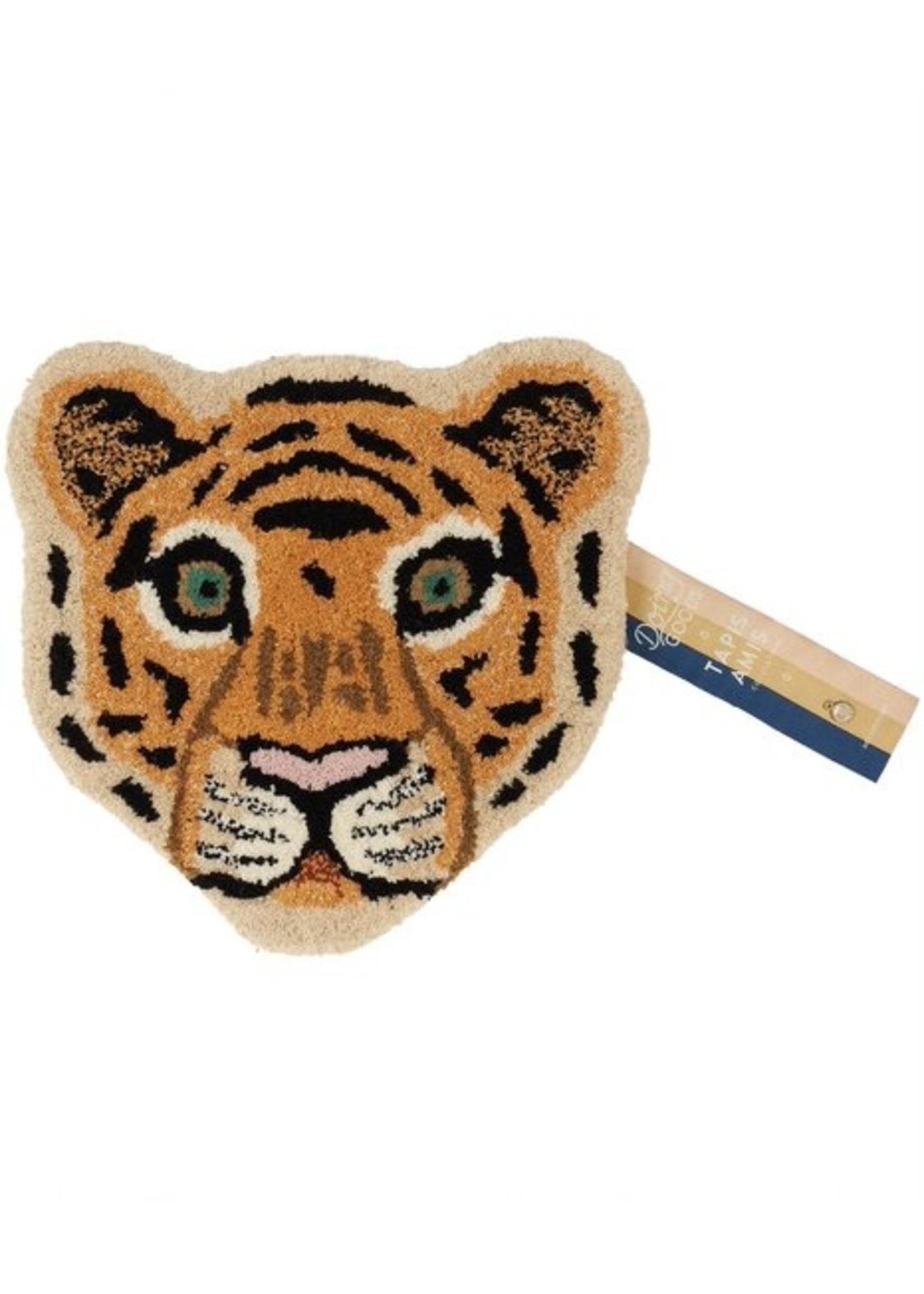 Doing Goods Cloudy tijger dierenkop